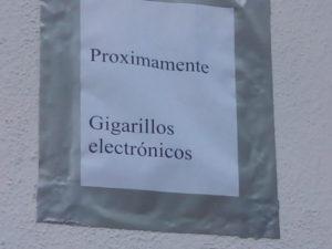 Abrir tienda de cigarrillos electronicos