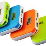 Distribuidor de baterias portatiles