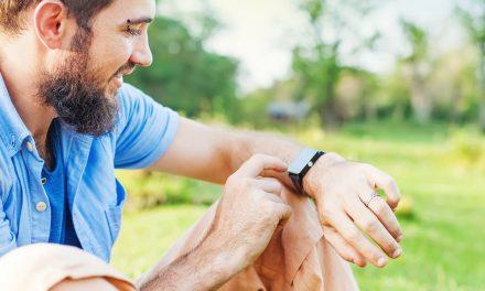Objetos conectados para la salud: relojes inteligentes