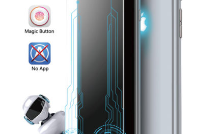 Protector de pantalla para Iphone 6 Inteligente