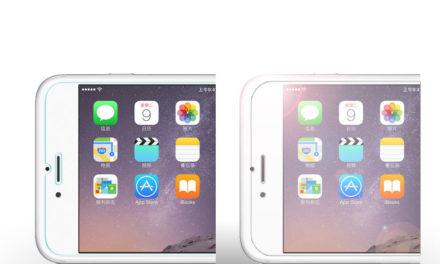 Cristal templado Iphone 6S PLUS