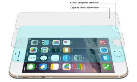 Distribuidor cristal templado Iphone