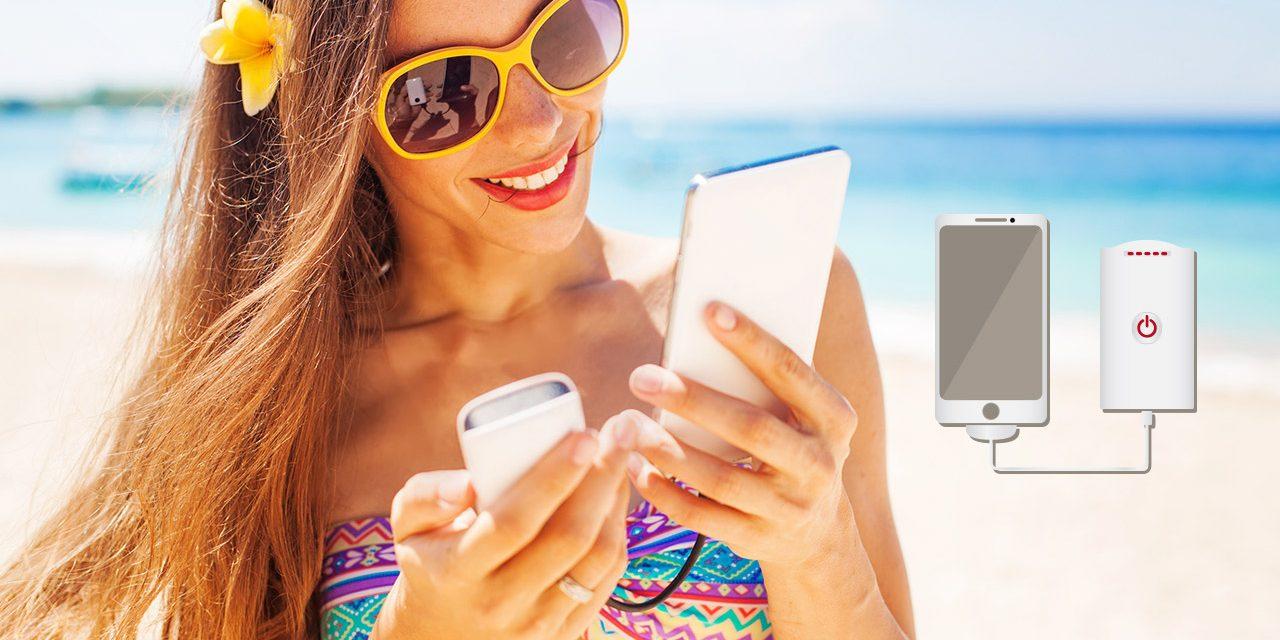 ¿Qué capacidad de batería externa para móvil necesito?