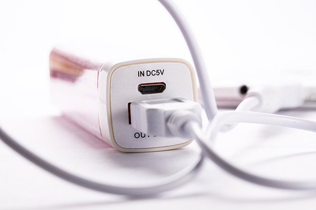 Capacidad necesaria batería externa Power Bank