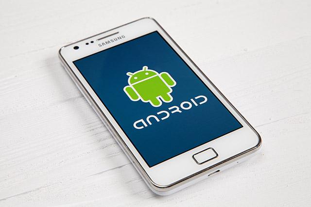 Móvil Android Samsung