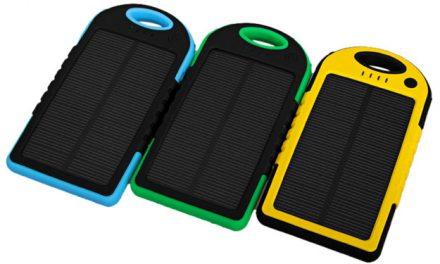 Power bank solar: te damos toda la información