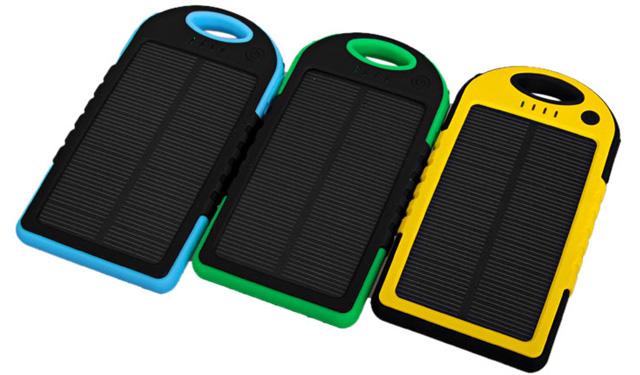 Power bank solar: te damos toda la información – Powerbank, protectores  cristal templado y tecnología en general