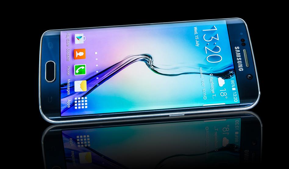 Cargador por inducción para Samsung S6