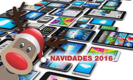 Guía de compra móvil Android Navidades 2016