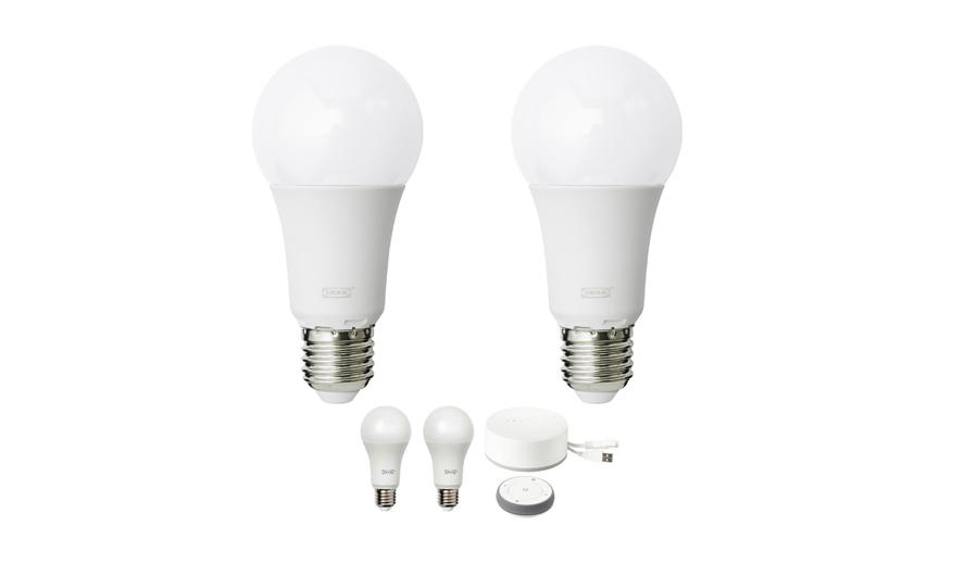 Las nuevas bombillas Wifi de Ikea