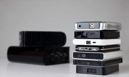 Los discos duros externos portátiles más molones del 2017